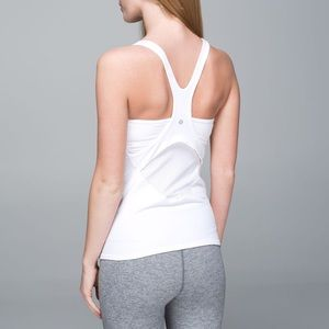 Lululemon Athletica Crossback Tank